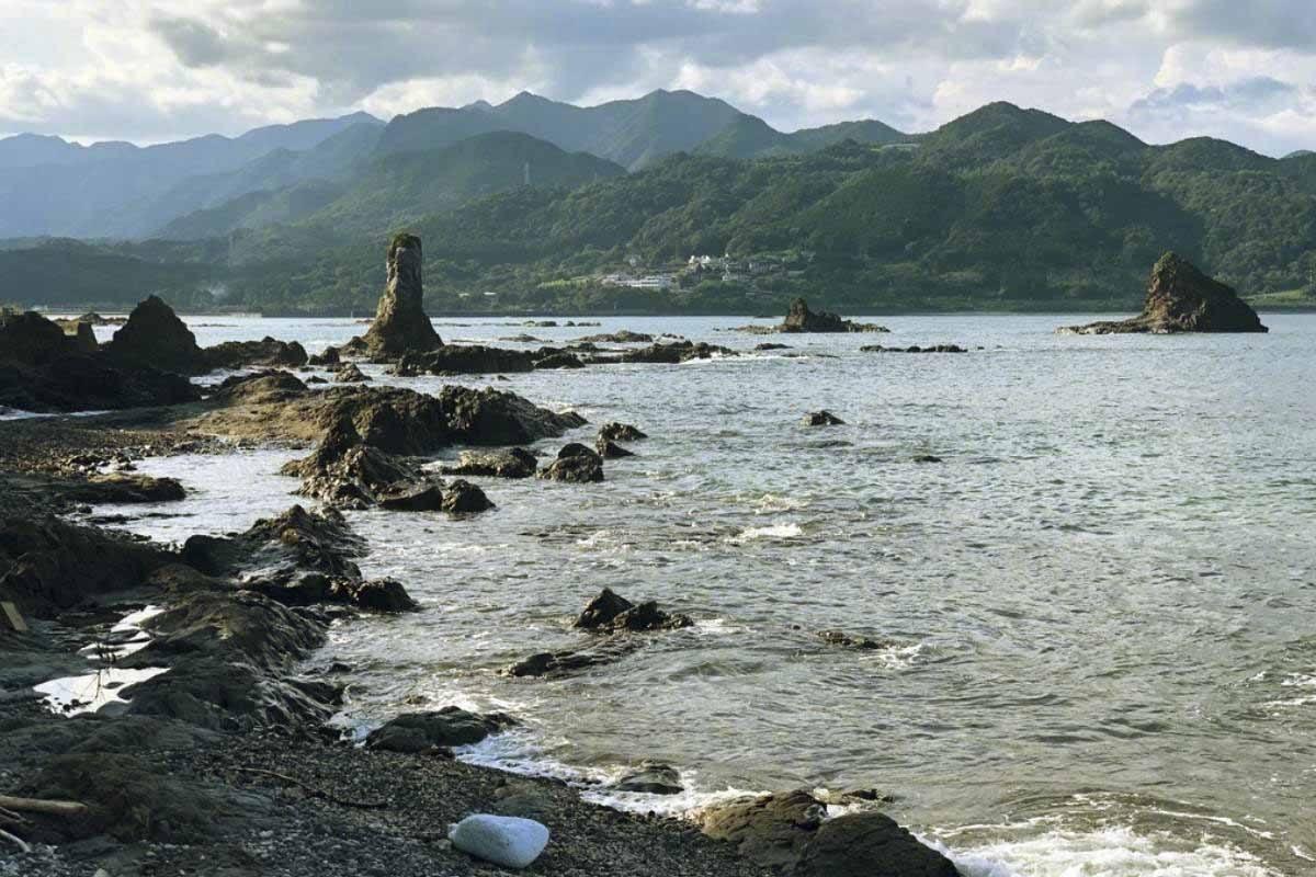 Nachi Katsuura Coastline - 2 Weeks in Japan