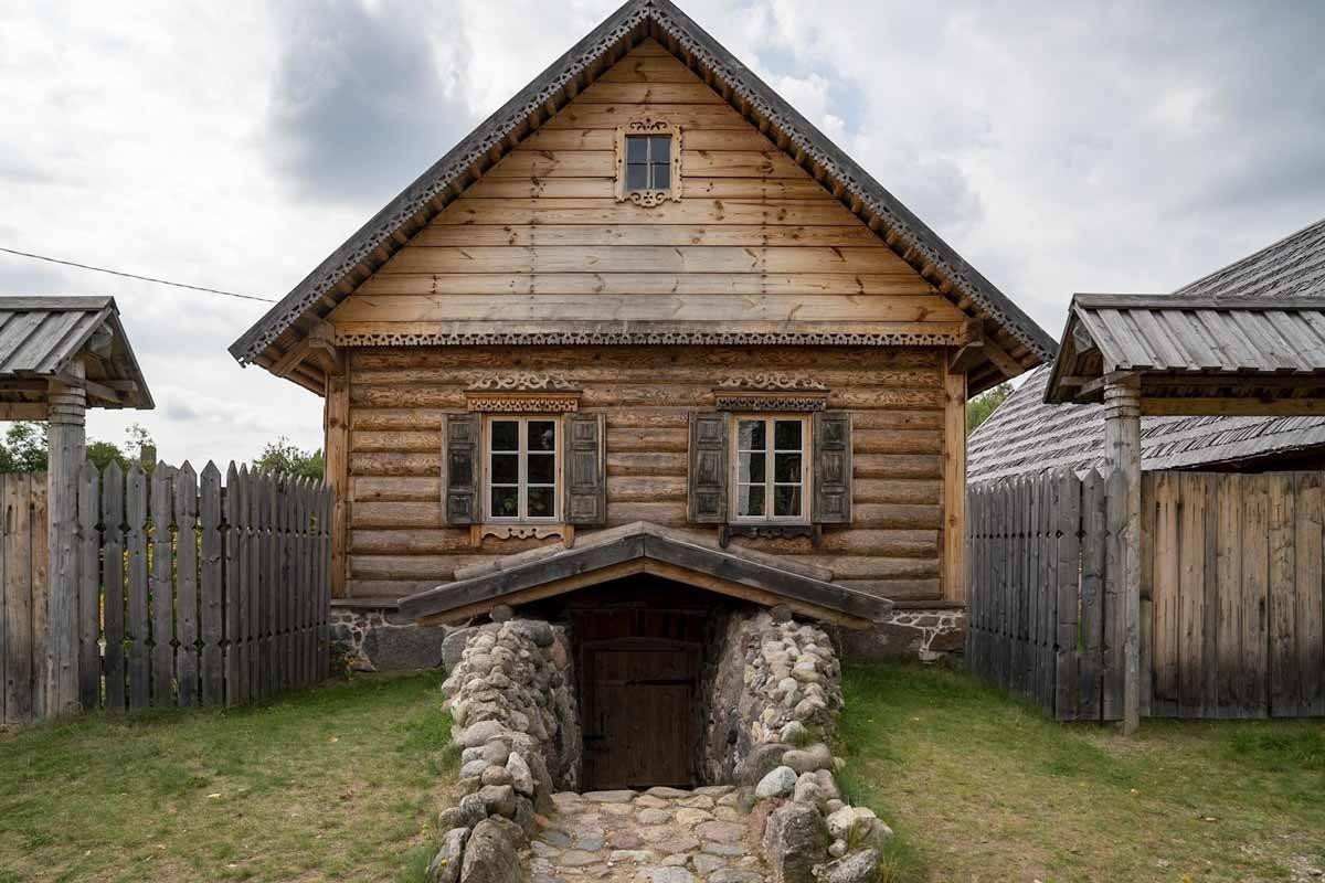 maison du vieux croyant