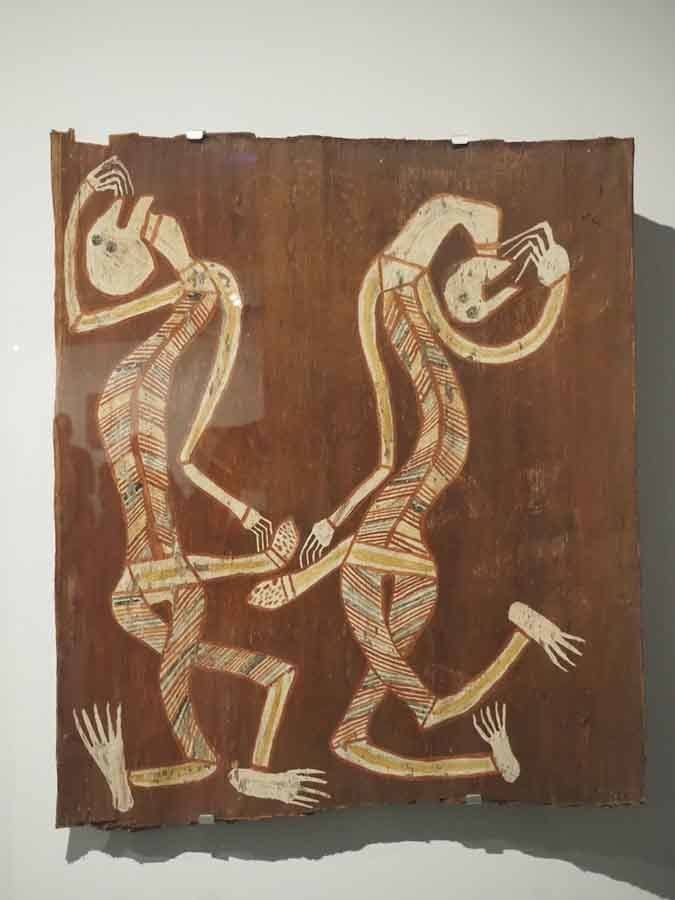 Indigenous-Artwork-at-museum