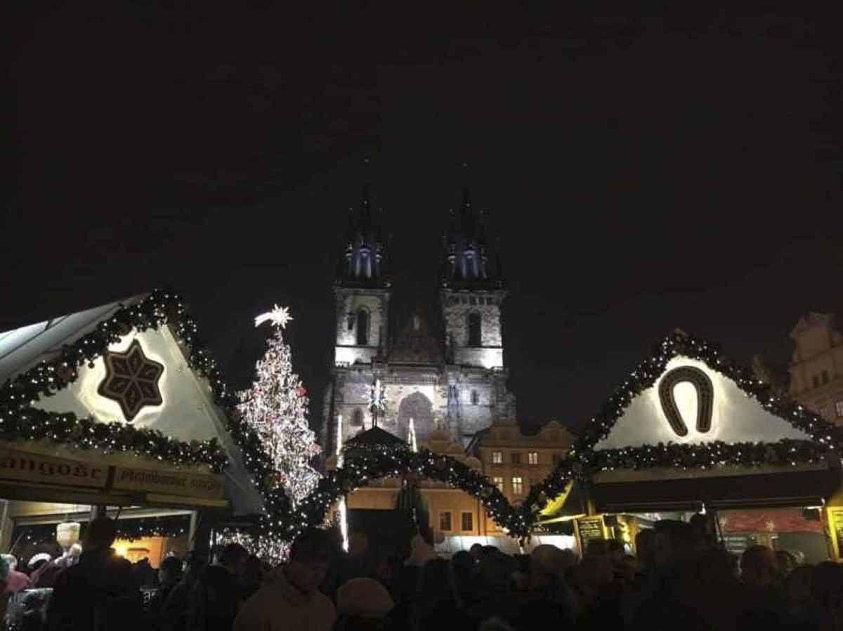 Prague-en-janvier-Marché de Noël-2