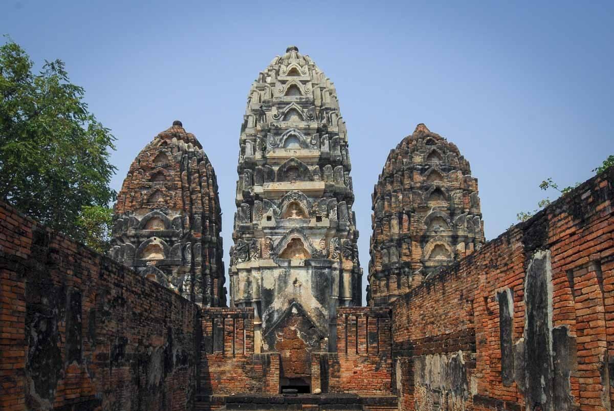 Wat Si Sawai sukhothai