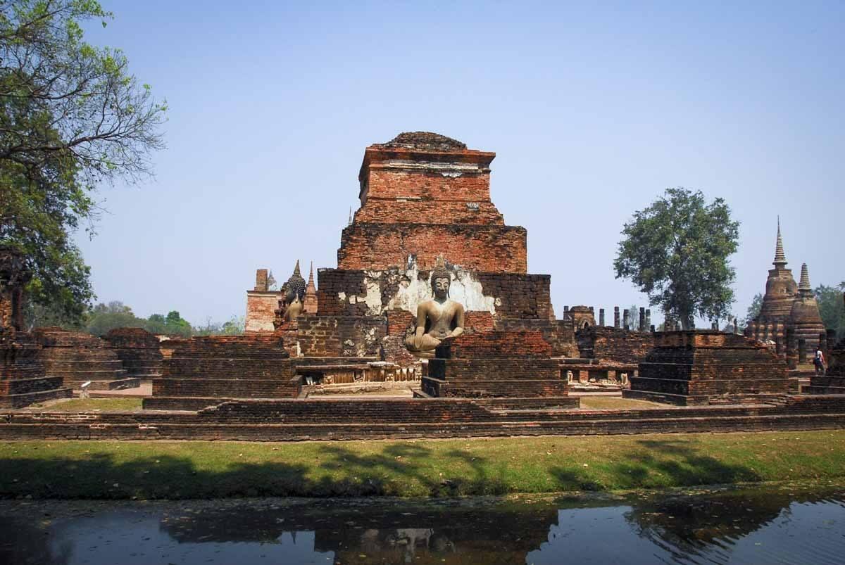 sukhothai lake