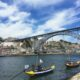 Porto View with Dom Luis I Bridge