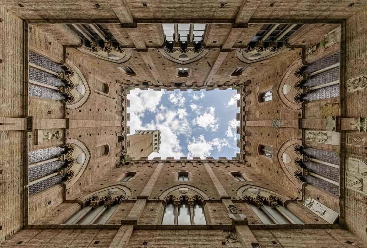 italy july palio siena