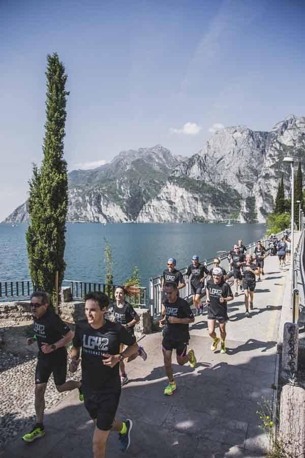 Lac de garde 42 marathon malcesine
