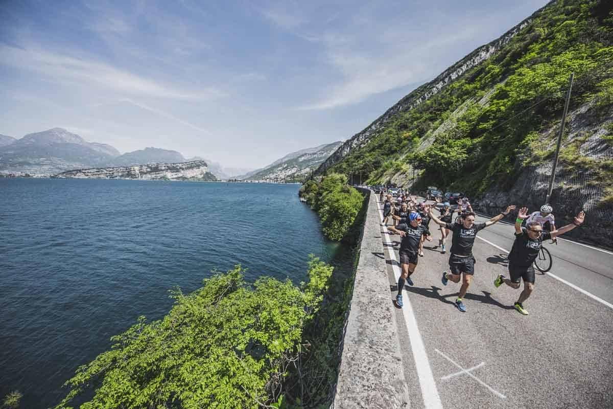 Marathon panoramique du lac de Garde 42