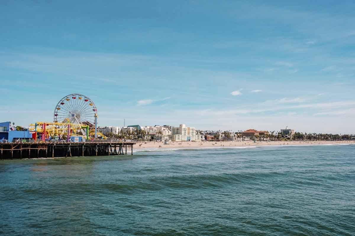 Venise Ocean Beach